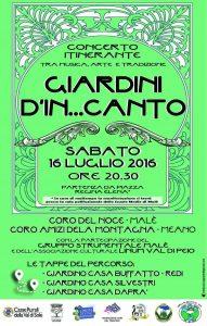 Manifesto Giardini D'Incanto 2016xweb